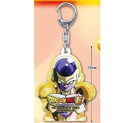 Llavero Acrílico Freezer Dragon Ball 8 cm: Amazon.es ...