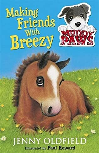 book cover of Making Friends with Breezy