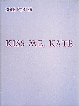 Book Kiss Me Kate (Score) (1981-04-01)