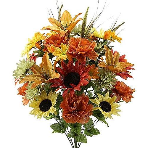 Fall Wedding Flowers List: Fall Flowers: Amazon.com
