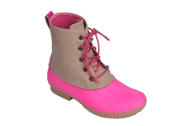 AVANTI Girls Combat Style Boots Image 1
