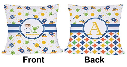 """Mom Innovations Boy's Space Themed Outdoor Pillow - 20"""" (..."""