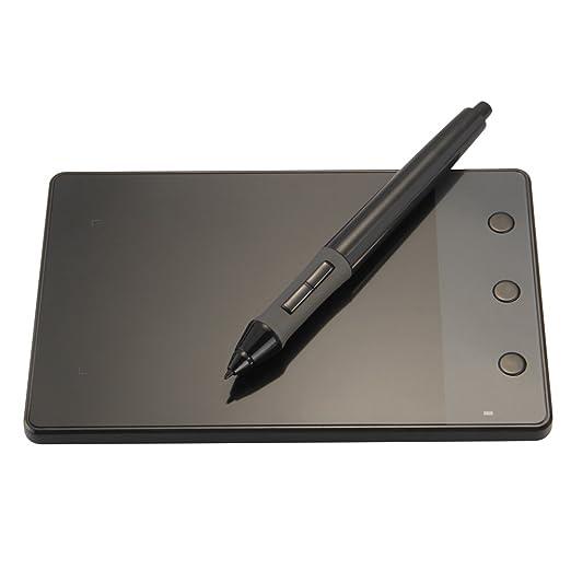 4 opinioni per Easy Provider Tavoletta Grafica Digitale Tablet Grafico Nero USB 1,1 DC 5V