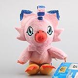 Digimon Adventure Palmon Patamon Gabumon Agumon Tentomon Gomamon Tailmon Set of 8 pcs Soft Plush Figure Toy Anime Stuffed Animal Child Gift Doll