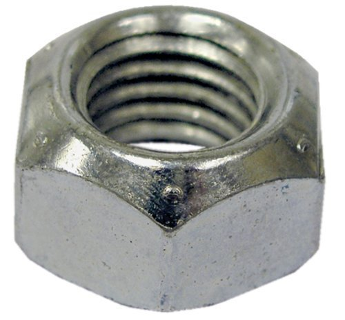The Hillman Group 180328 7/16-14 All Metal Grade C Lock Nut, by The Hillman Group by The Hillman Group