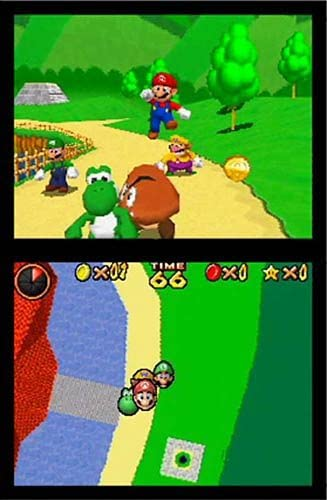 Amazon com: Super Mario 64 DS [DE Import]: Video Games