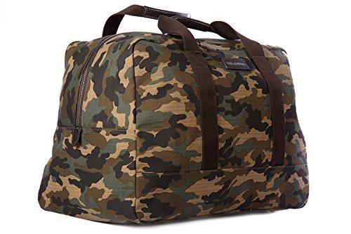 Dolce&Gabbana sac de voyage military vert