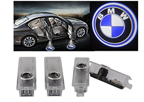 4 Pack Welcome Courtesy Light Door Laser Projector Ghost Shadow For BMW 3 5 6 Series - 2008 335i Coupe Bmw