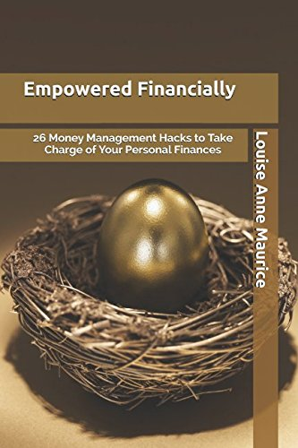 Empowered Financially: 26 Money Management Hacks to Take Charge of Your Personal Finances (1 Hour Empower Self Help Success Series)