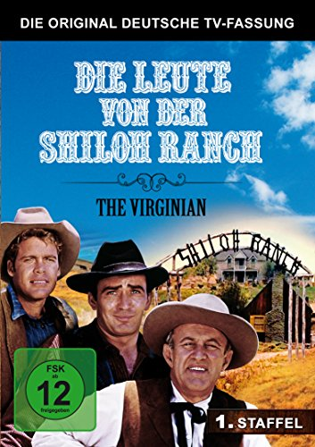 Die Leute von der Shiloh Ranch - Staffel 1 - Deutsche TV-Fassung [5 DVDs]