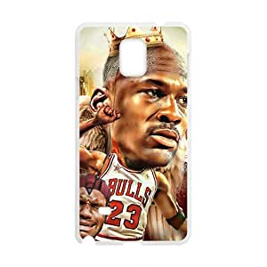 Bulls 23 Fahionable And Popular Back Case Cover For Samsung Galaxy Note4