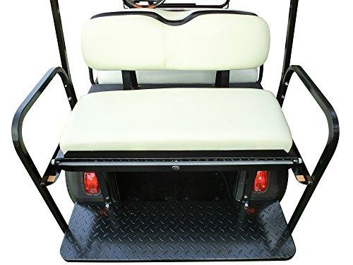 TYSE CCDS1-Rear Flip Seat Club Car DS-Buff 1982-2000