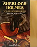 Sherlock Holmes and the Speckled Band 1000pc Jigsaw Puzzle
