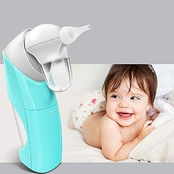 WDXIN Aspirador Nasal Bebe Electrico Ajuste de 3 velocidades Viene ...