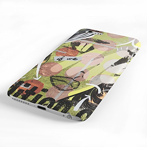 Koveru Back Cover Case for Apple iPhone 6 Plus - Save me Girl
