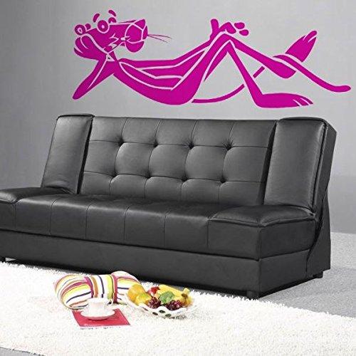 Pink Panther Children decal Girls Room Boys Room Nursery Idea Kids Decor Wall Decal Art Vinyl Sticker tr493