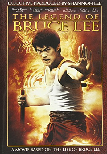 The Legend Of Bruce Lee [DVD] - Outlets Lee Stores