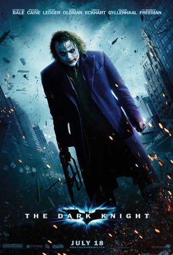 The Dark Knight POSTER Movie