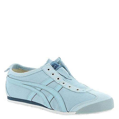 Onitsuka Tiger Mexico 66 Slip-on Classic Running Sneaker Smoke Light Blu / Smoke Light Blue