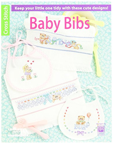 Leisure Arts Baby Bibs Book