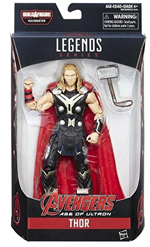 Marvel Legends Thor (Marvel Legends Series Thor 6 inch Exclusive Action)
