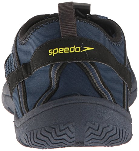 Speedo Herren Seaside Lace 5.0 Athletic Wasserschuh Insignia Blau / Schwarz