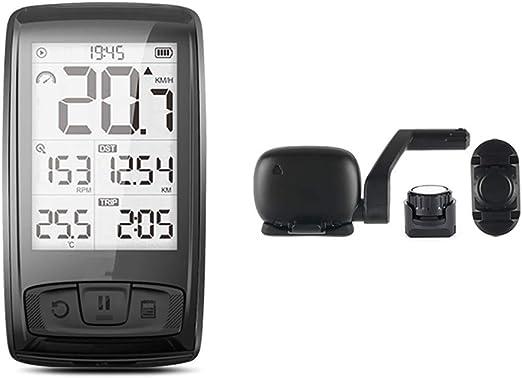 WHTBOX Ciclocomputador Bicicleta,CuentakilóMetros para Bicicleta ...