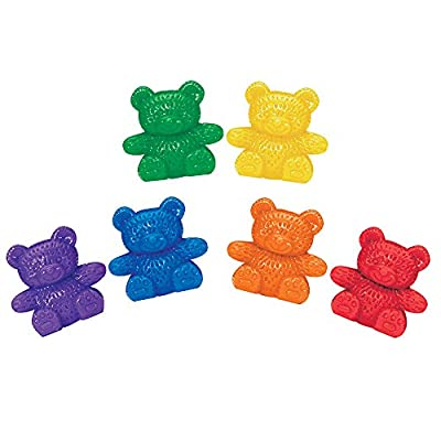 Learning Resources Baby Bear Sorting Set: Office Products