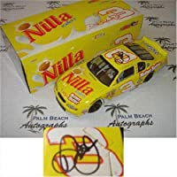 $198 » Dale Earnhardt Jr. Autographed Nilla Wafers #3 (Action) 1/24 Diecast Car - Autographed Diecast Cars