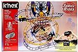 K'NEX Thrill Rides Super Cyborg Roller Coaster Building Set