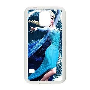 DAZHAHUI Frozen fresh magical girl Cell Phone Case for Samsung Galaxy S5