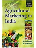Agricultural Marketing in India (PB).