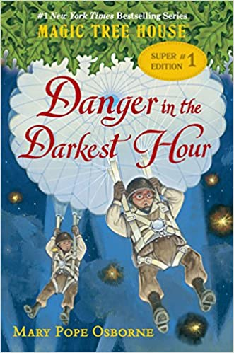 Amazon com: Danger in the Darkest Hour (Magic Tree House