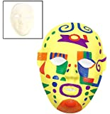Fun Express Decorate Your Own Paper Masks (6 Piece)
