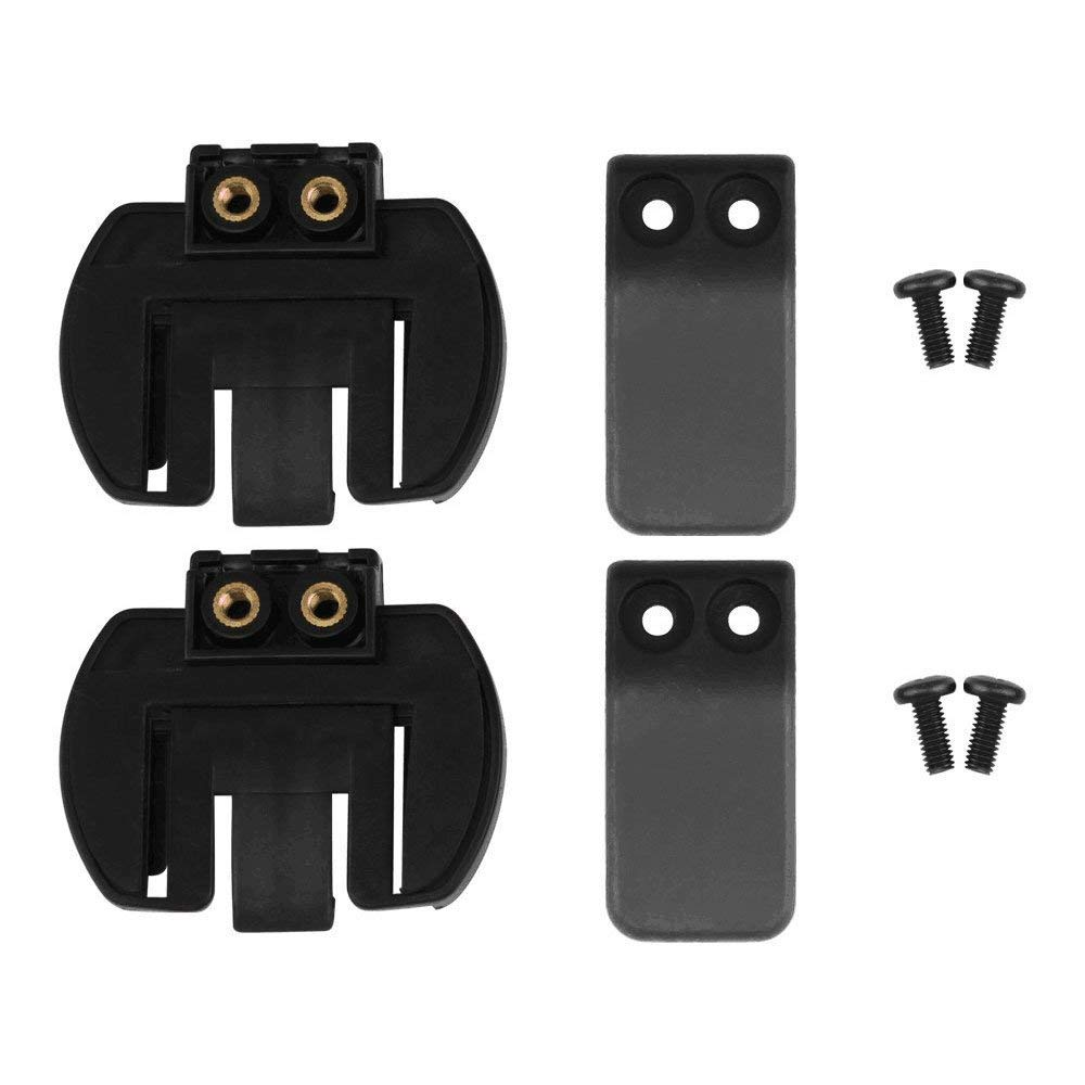 LEXIN 2 pcs Mounting Brackets for R6 Bluetooth Intercom