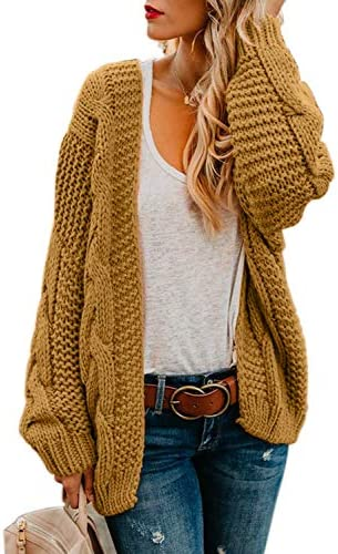 Astylish Sleeve Cardigan Sweaters Outwear