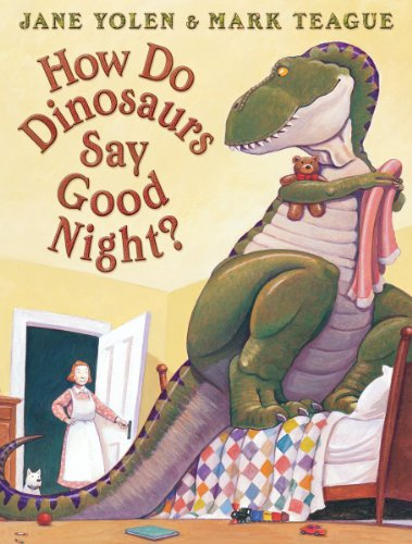 How Do Dinosaurs Say Goodnight?]()