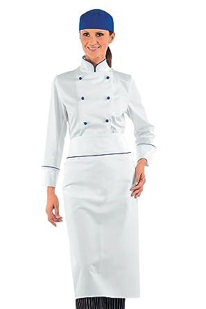Veste femme lisere blanc