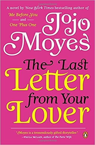 Jojo Moyes - The Last Letter from Your Lover Audiobook Free