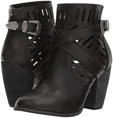 Michael Mujer Jammy Antonio Moda para Bota Negro de aafwZO