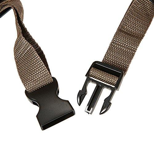 Lixada Hound Travel Camping Hiking Backpack Saddle Bag Rucksack Dog Pack for Medium or Large Dog by Lixada (Image #4)