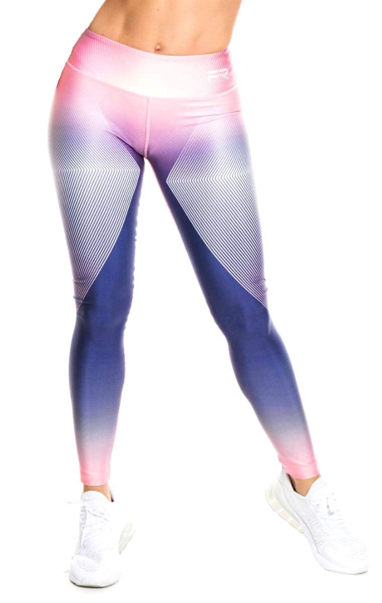 f43f782108302 Fiber (Many Styles of Leggings Colombian Yoga Pants Compression Tights  (GOD-02) at Amazon Women's Clothing store: