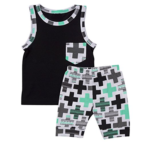 Puseky-Toddler-Kids-Baby-Boys-Bodysuit-VestShorts-Summer-Clothes-Outfits-Sets