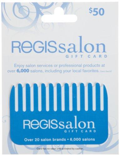 Regis Salon Gift Card $50