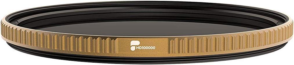 PolarPro QuartzLine 82mm ND100K Camera Filter (15-Stop Neutral Density Filter)