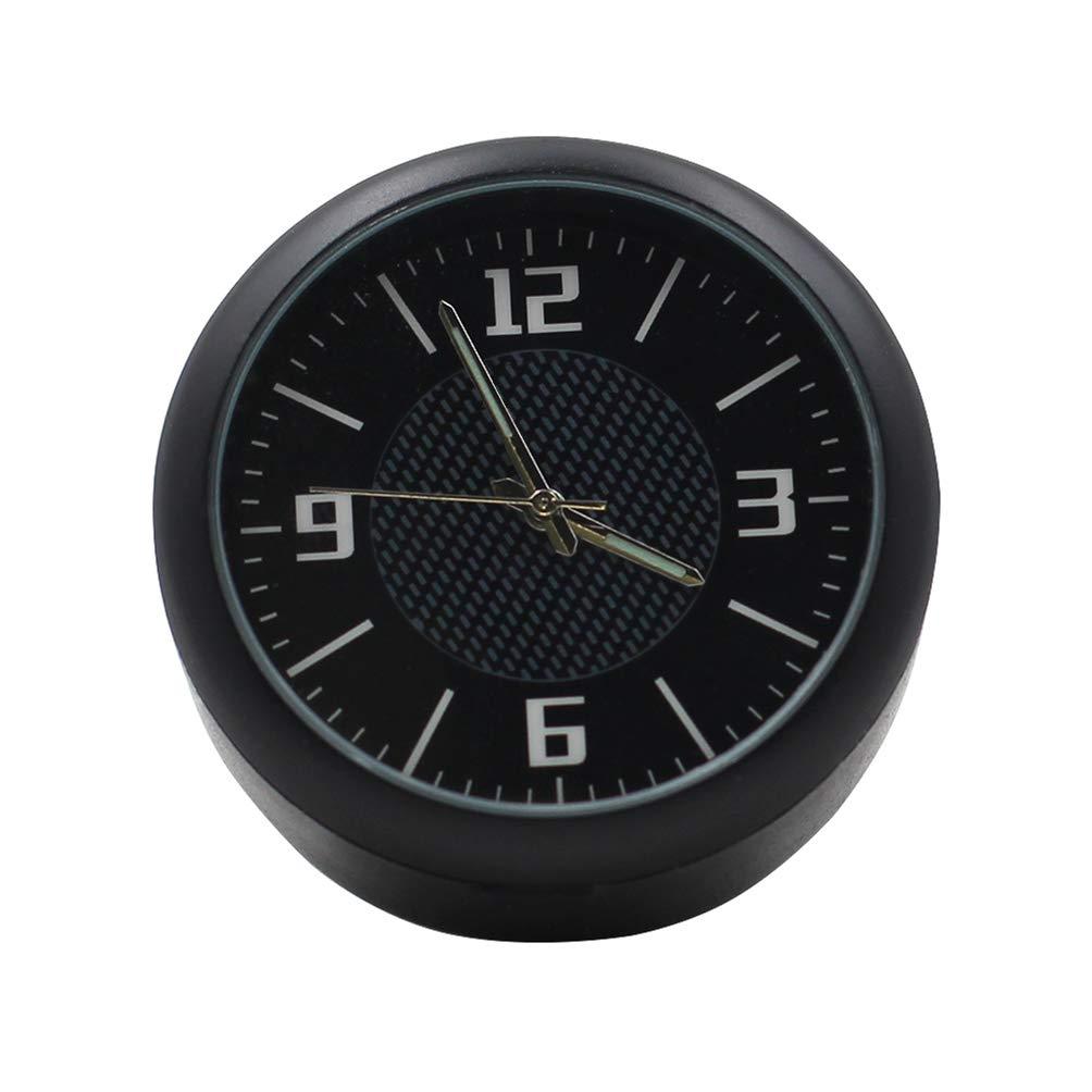 idain Car Dashboard Clock - Mini Vehicle Clock Decoration Air Vent Cilp