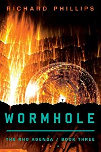 Wormhole by Richard Phillips ebook deal