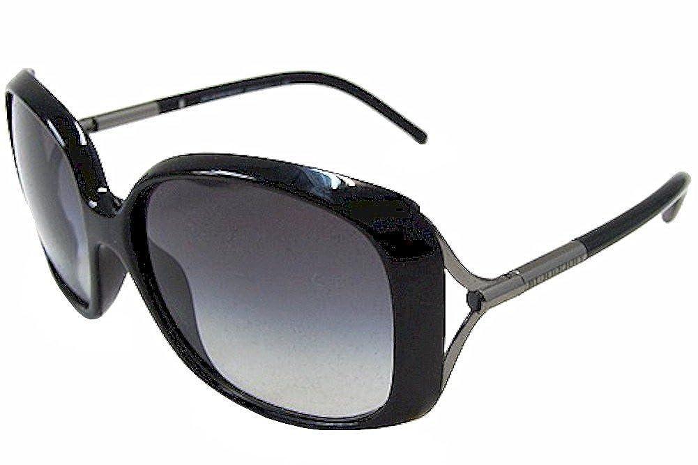 619cfb1667ab Burberry 4068 Sunglasses Black 3001 11 Shades  Amazon.co.uk  Clothing