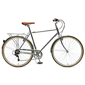 Critical Cycles Beaumont 7 Seven Speed Men's Urban City Commuter Bike