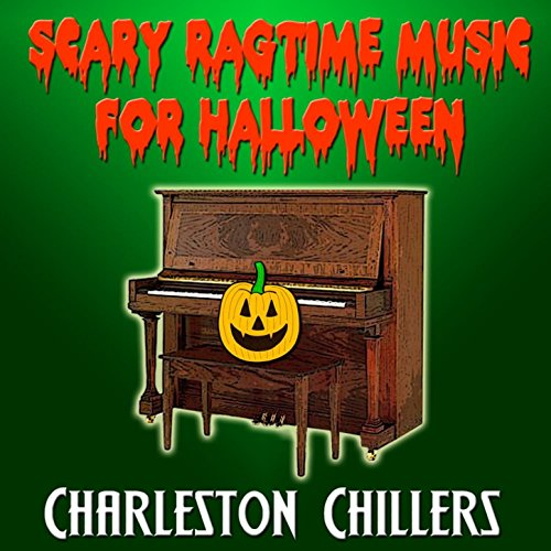 Scary Ragtime Music For Halloween [Clean] -